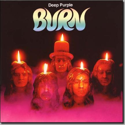 Cover for Deep purple.