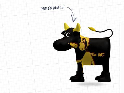 Den beste kua vinner!