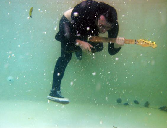 Undervanns musikk