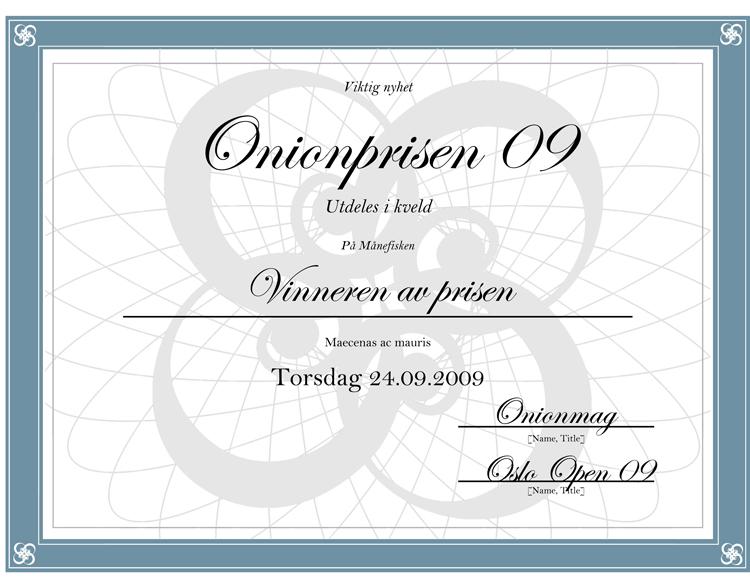 Ã…pningsfest for Oslo Open 09 i kveld!