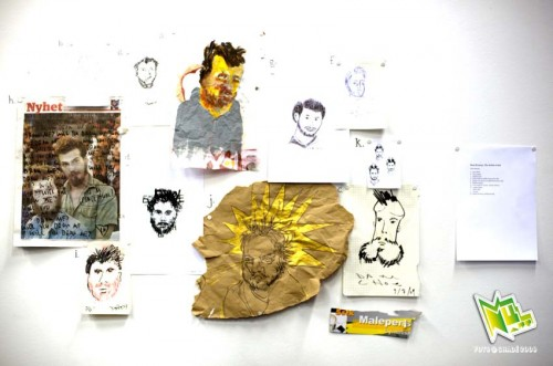 artistenes tolkning av Moland & French