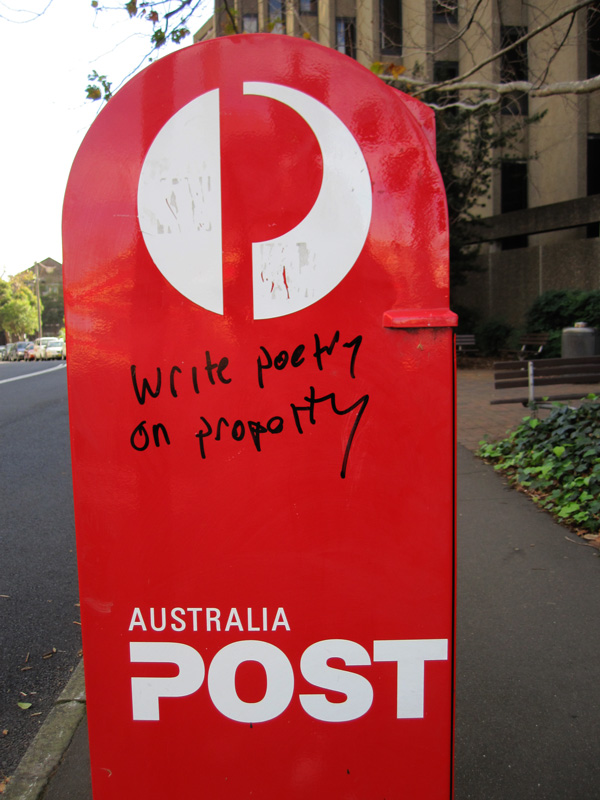 Word on the Street – Sydney