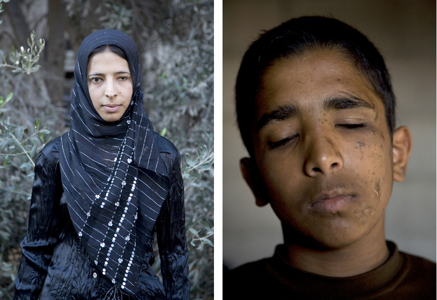 GAZA NÃ… – fotodokumentar av Jon Lundell