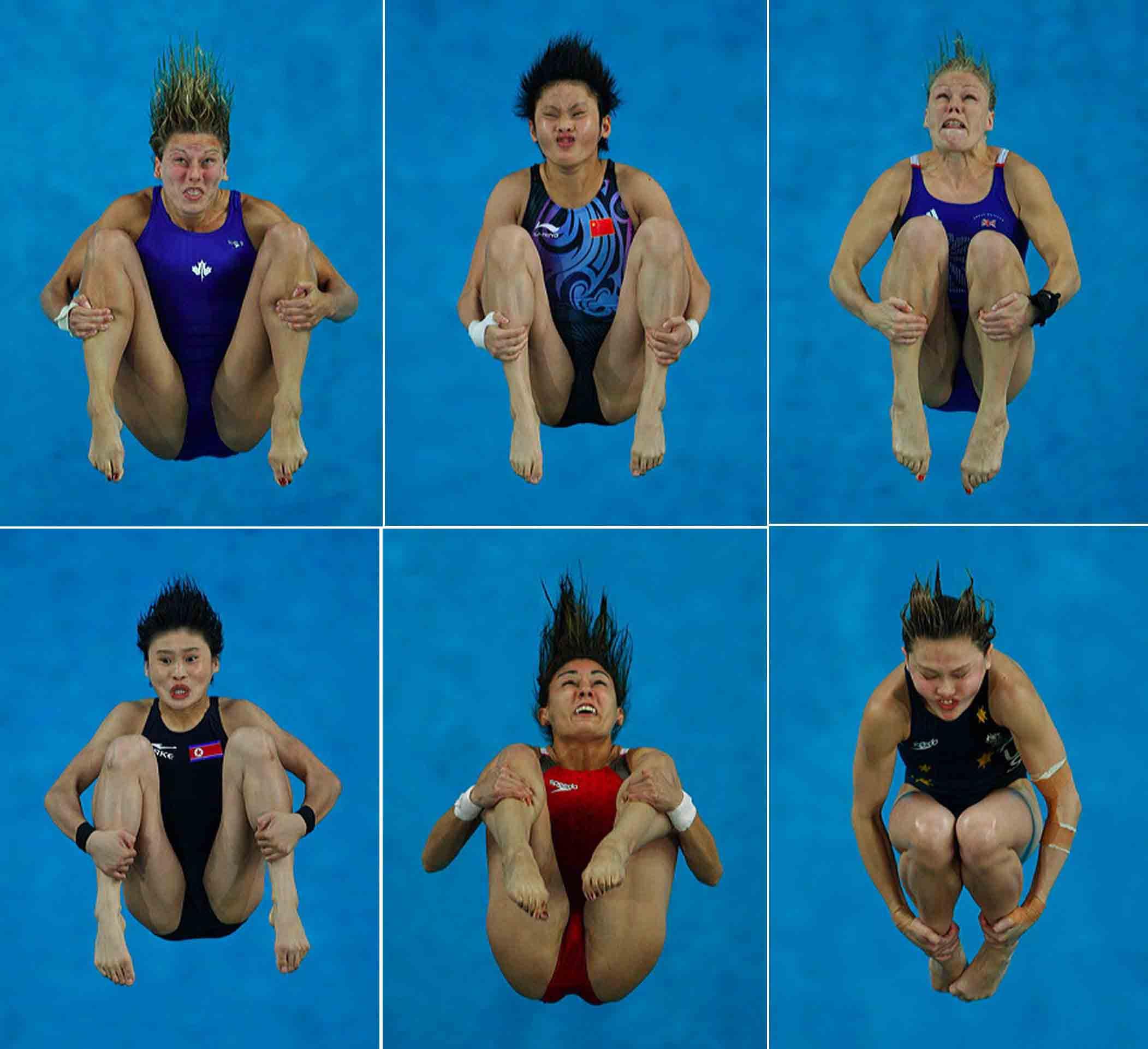 Divers av Jason Reed