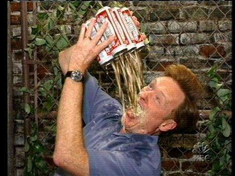 Gjør som Conan O'Brien, det er fredag!