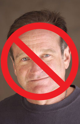 Robin F Williams
