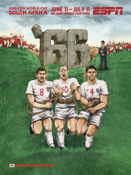 2010 FIFA WORLD CUP i Sør-Afrika