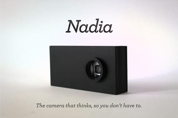 Kamera fikk navnet Nadia