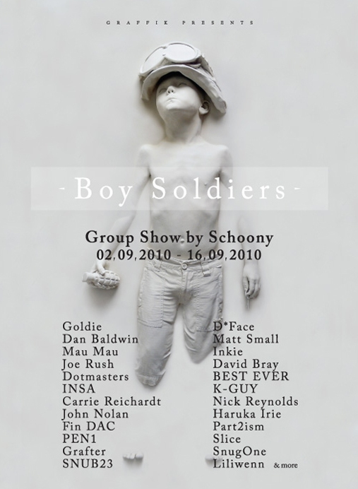 Boysoilder poster