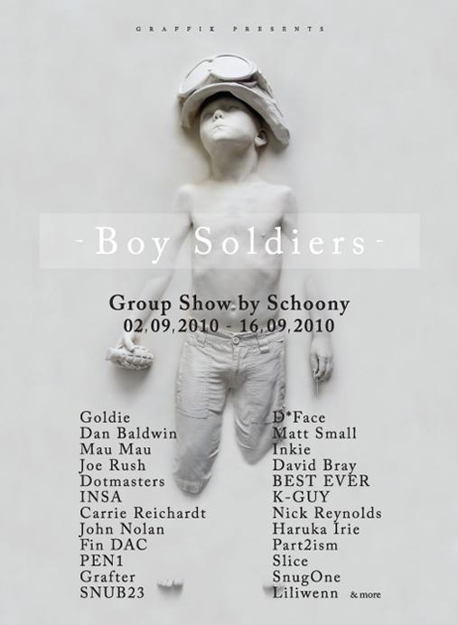 Boysoilder poster