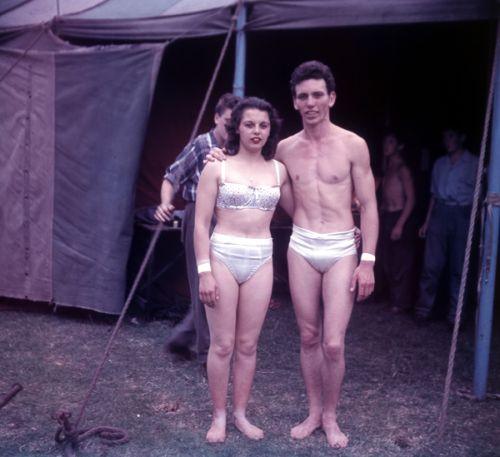 Lionel Bathe på Circus