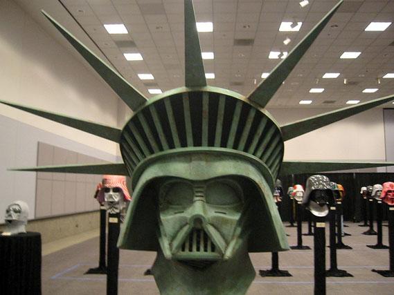 Darth Vader er kul!