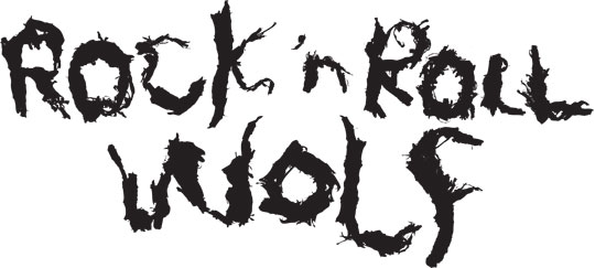 Rock ´n Roll Wolf logo