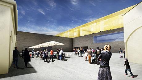 Nasjonalmuseet på Vestbanen