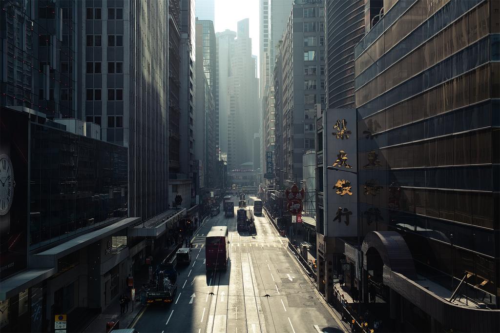 Joshua Stearns – Hong Kong