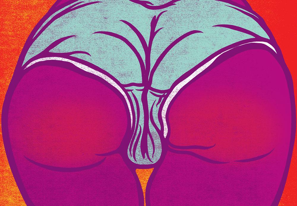 Booty av Tony Easley