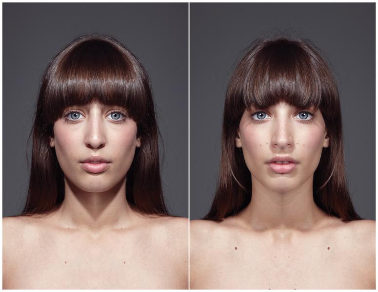 Symmeytrical Portraits
