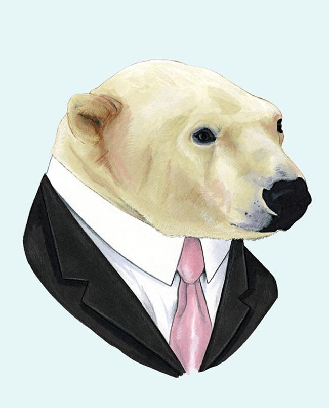Bokprosjekt – The Last Polar Bear