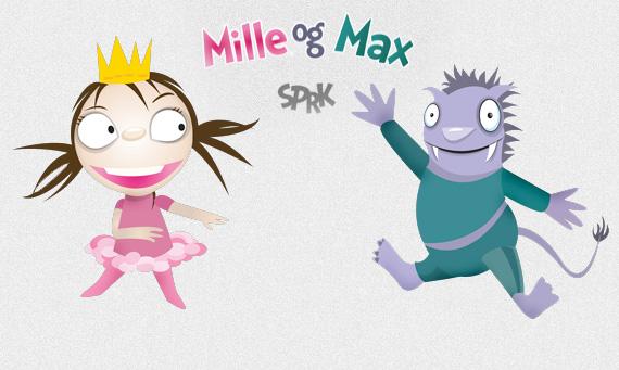 Mille og Max