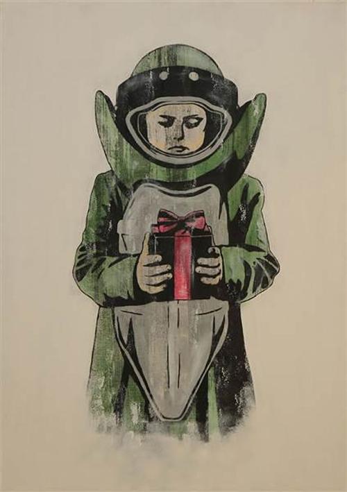 KJØP: Bomb Suit av Dolk