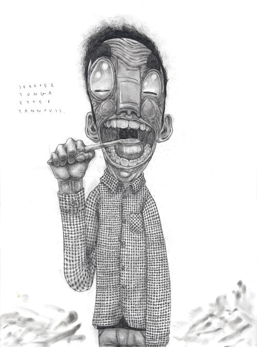 Utstilling: «Narsissismens prins» av Jon Arne Berg