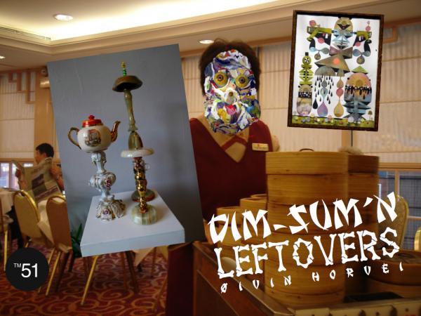ØIVIN HORVEI – DIM SUM & LEFTOVERS